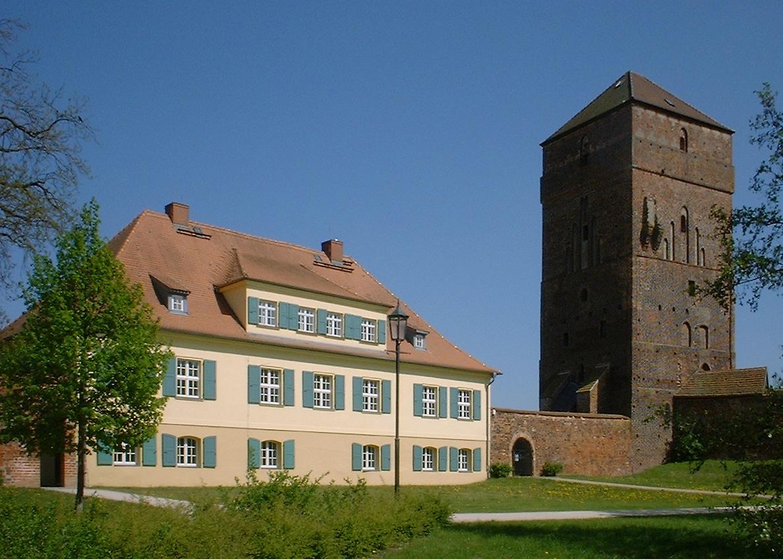 Bild Alte Bischofsburg Wittstock