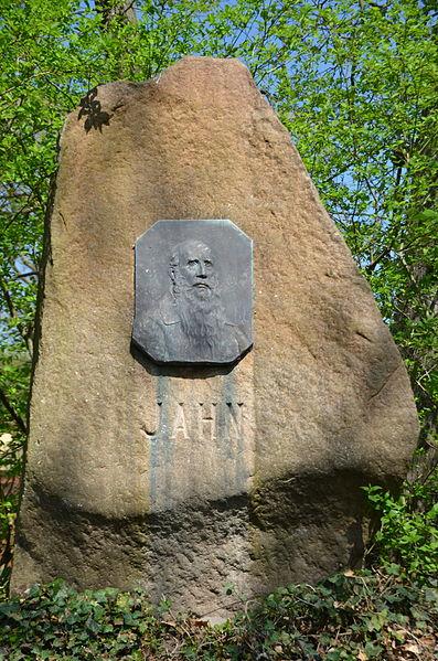 Bild Friesen Jahn Körner Denkmal Wittstock