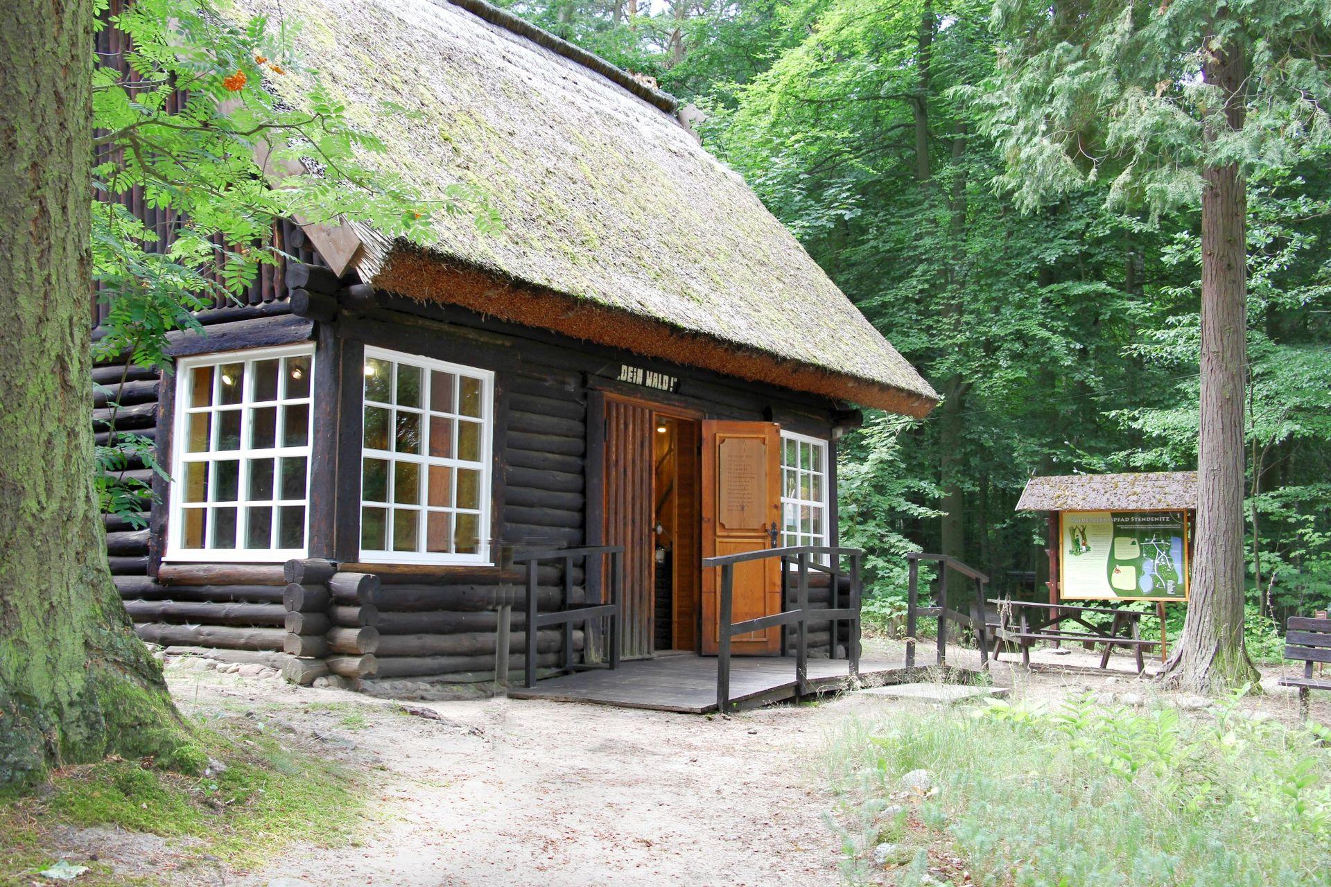 Bild Waldmuseum Stendenitz
