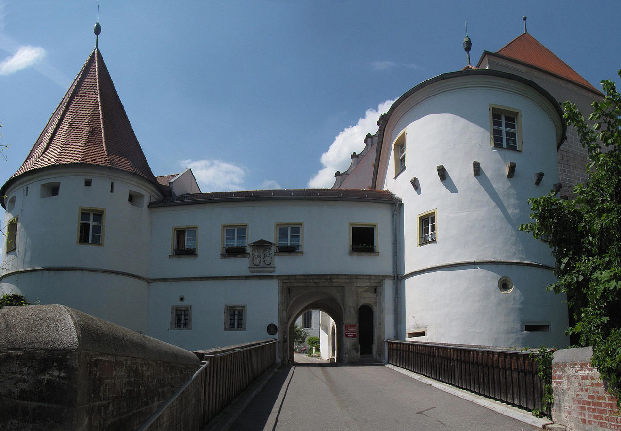Bild Schloss Wörth an der Donau