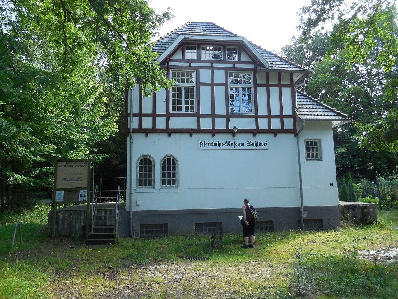 Bild Kleinbahn Wohlsdorf