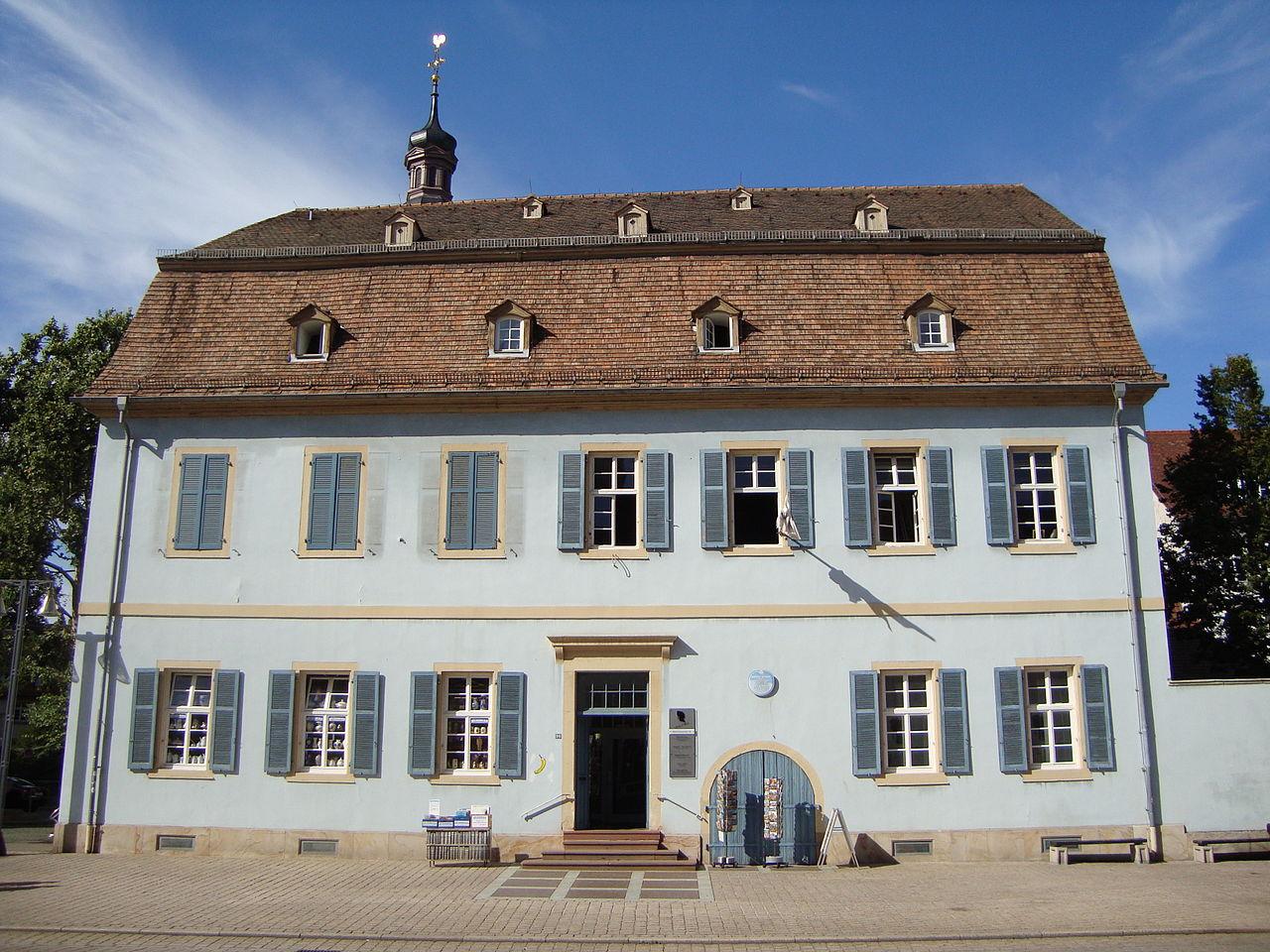 Bild Sophie la Roche Haus Speyer