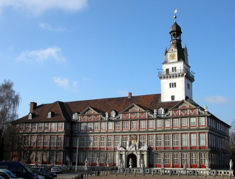 Bild Schloss Wolfenbüttel