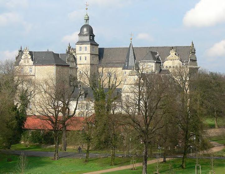 Bild Schloss Wolfsburg