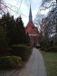 Bild Gertrudenkapelle Wolgast