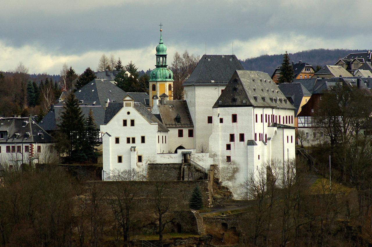 Bild Schloss Wolkenstein