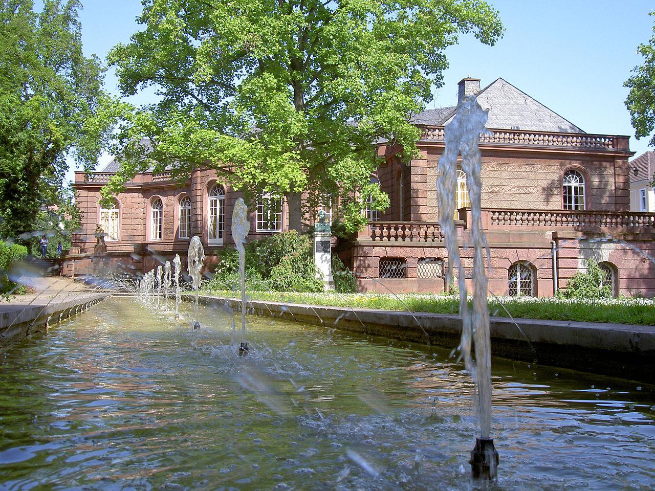 Bild Museum Heylshof Worms