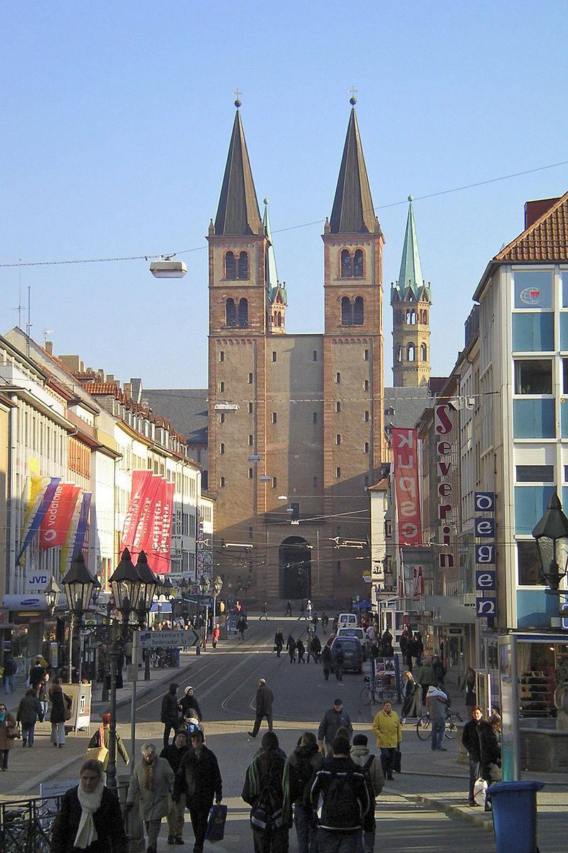 Bild Dom zu Würzburg
