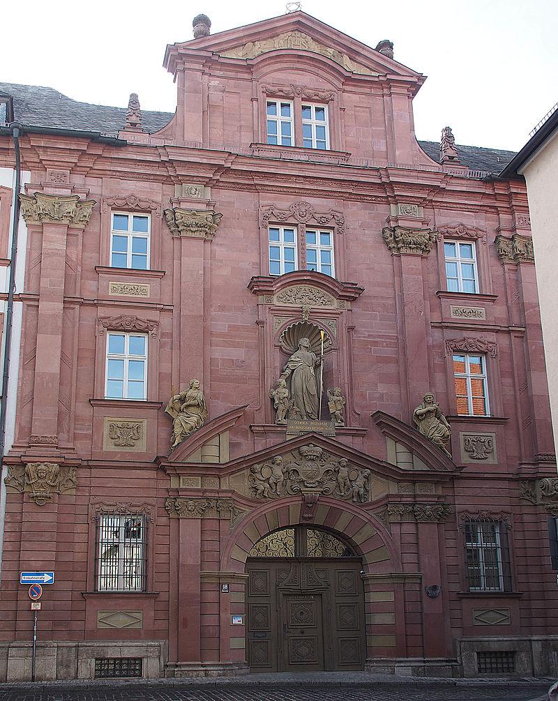 Bild Priesterseminar Würzburg
