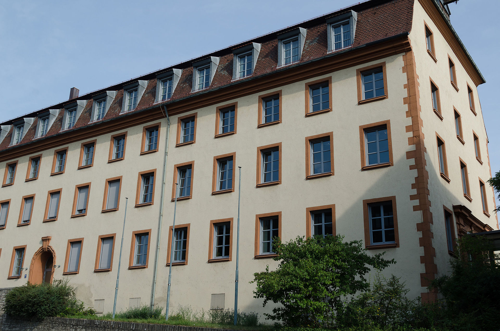 balthasar neumann in w rzburg. Black Bedroom Furniture Sets. Home Design Ideas