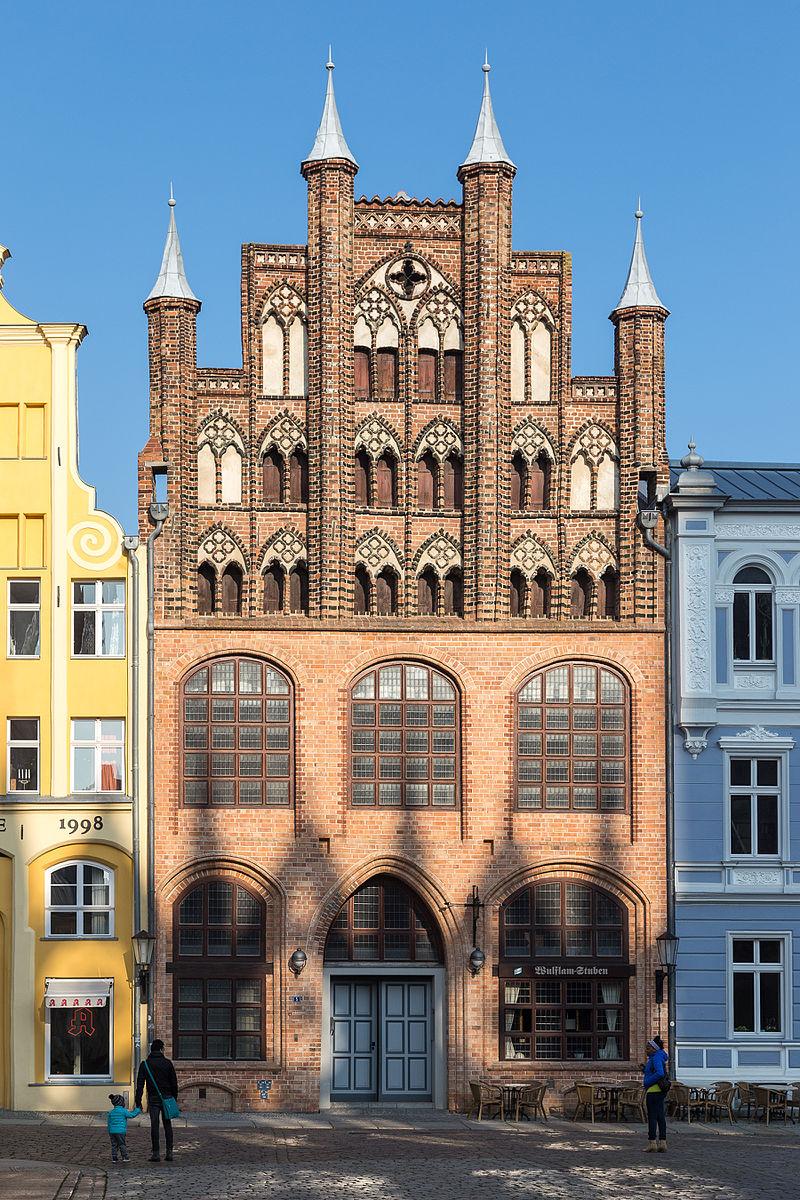 Bild Wulflamhaus Stralsund