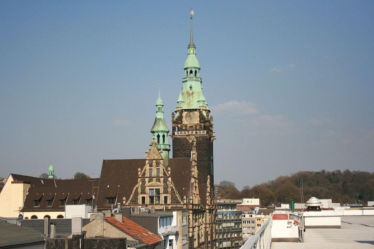 Bild Elberfelder Rathaus Wuppertal
