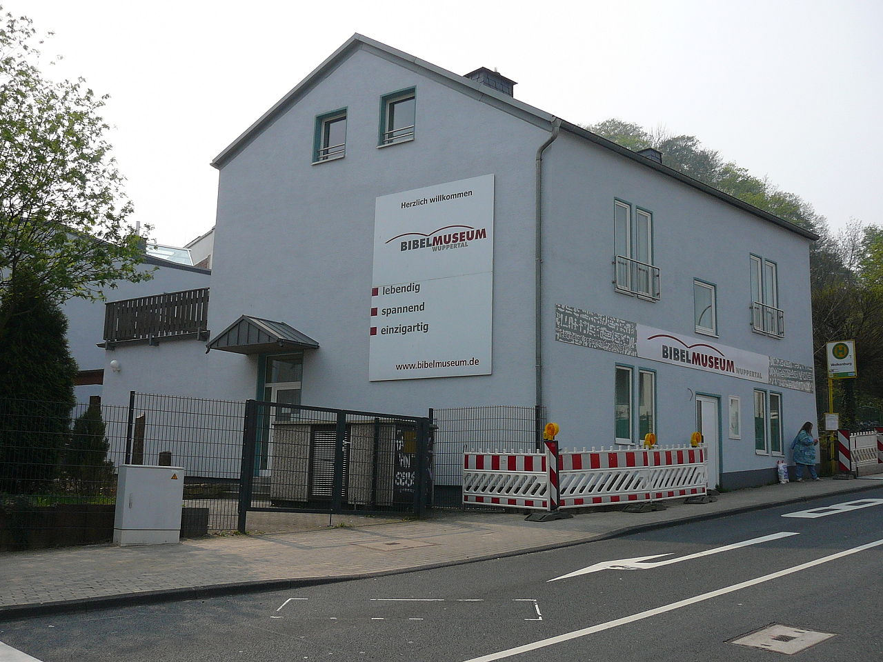 Bild Bibelmuseum Wuppertal