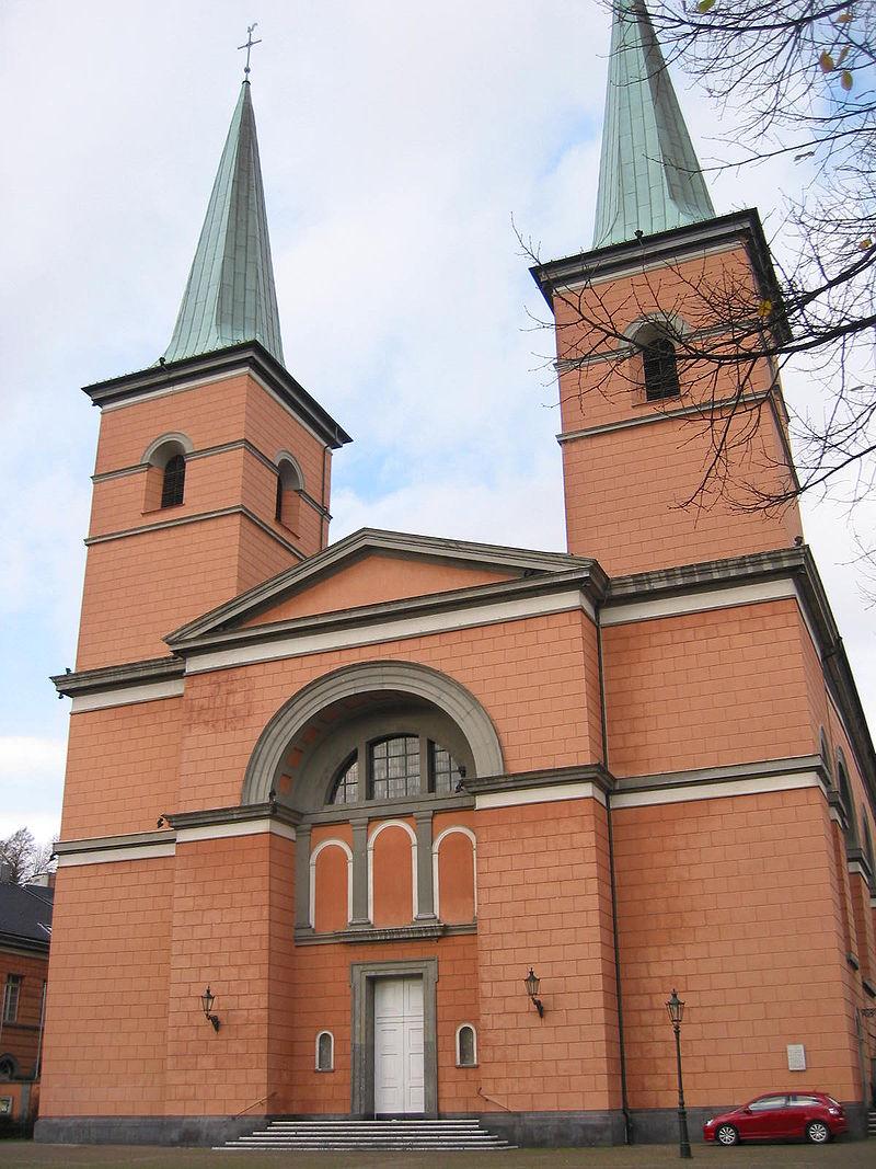 Bild St. Laurentius Kirche Wuppertal