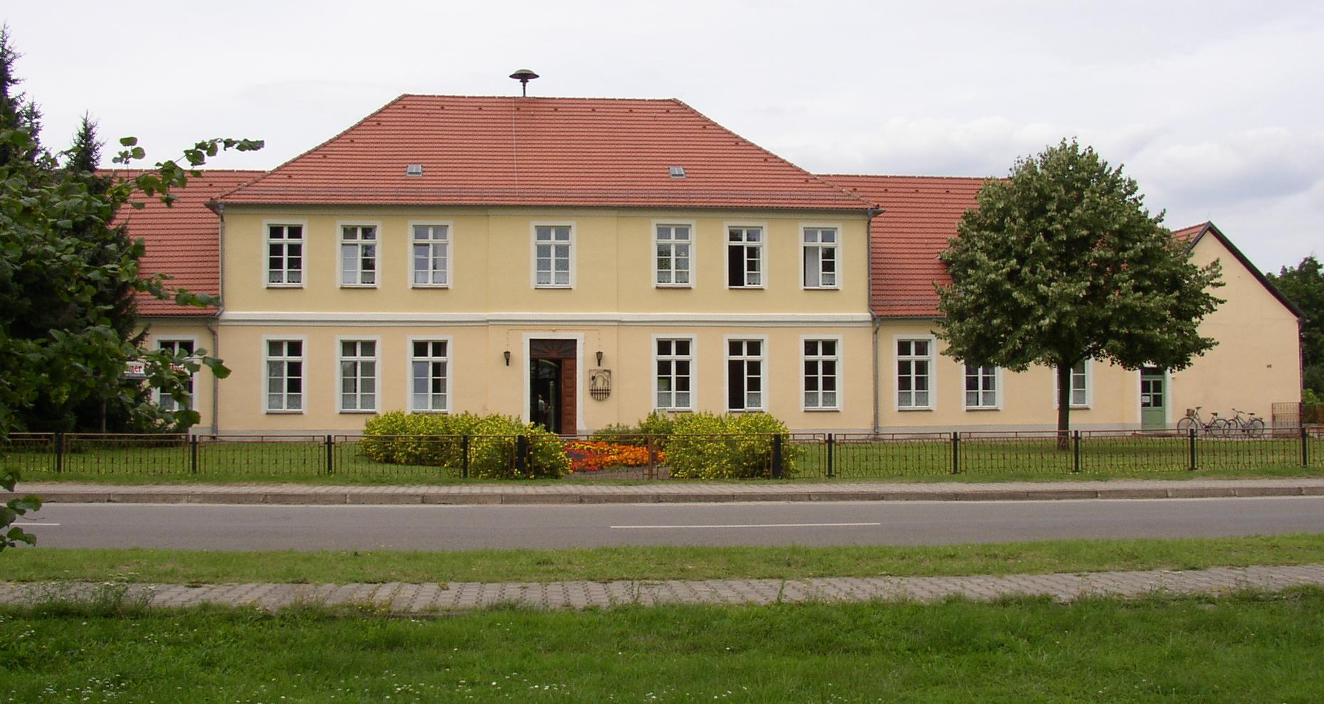Bild Herrenhaus Wust