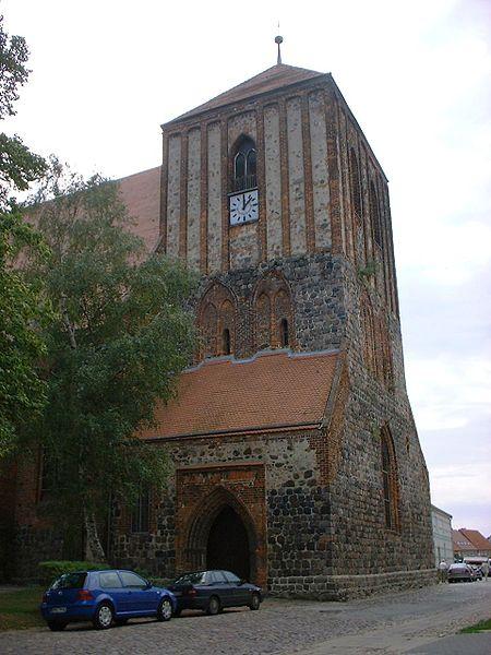 Bild Evangelische Stadtkirche St. Peter und Paul Wusterhausen