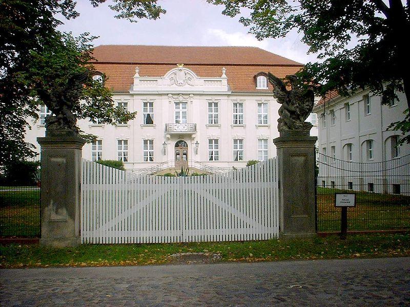 Bild Herrenhaus Wustrau