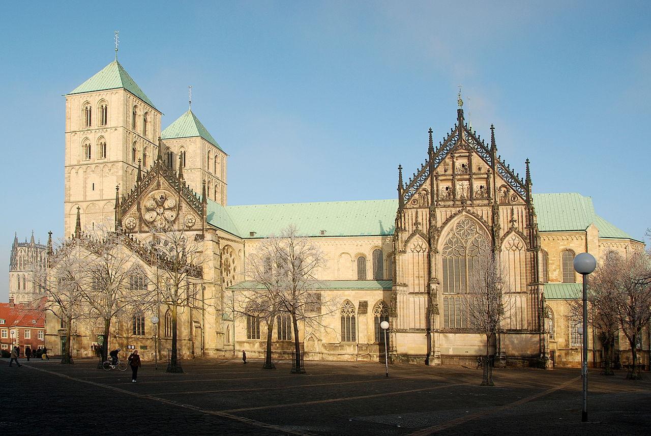 Bild St. Paulus Dom Münster