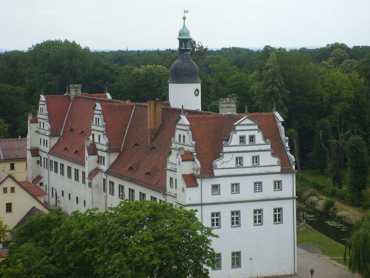 Bild Altes Schloss Zabelitz