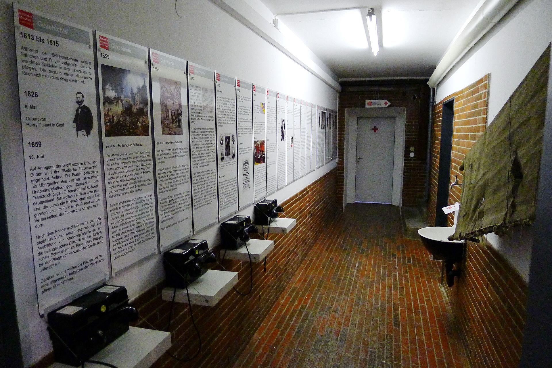 Bild Rotkreuz Museum Schleiden