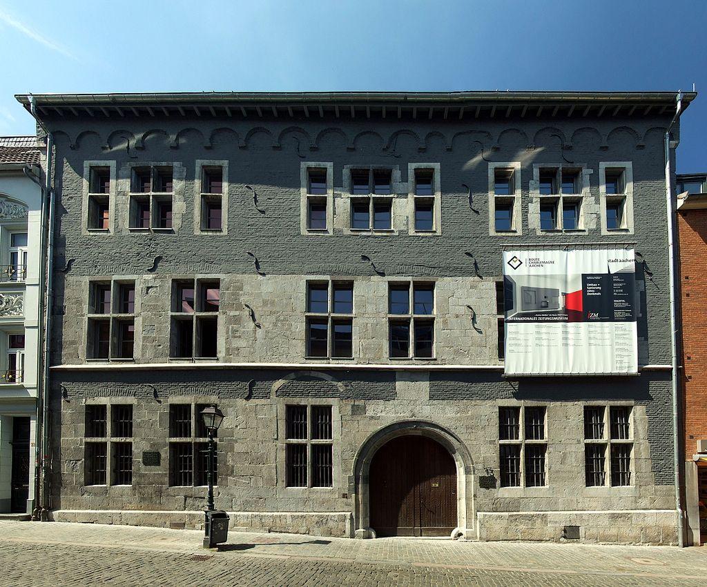 Bild Internationales Zeitungsmuseum Aachen