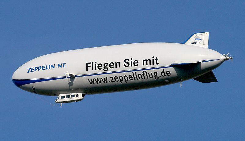 Bild Deutsche Zeppelin Reederei