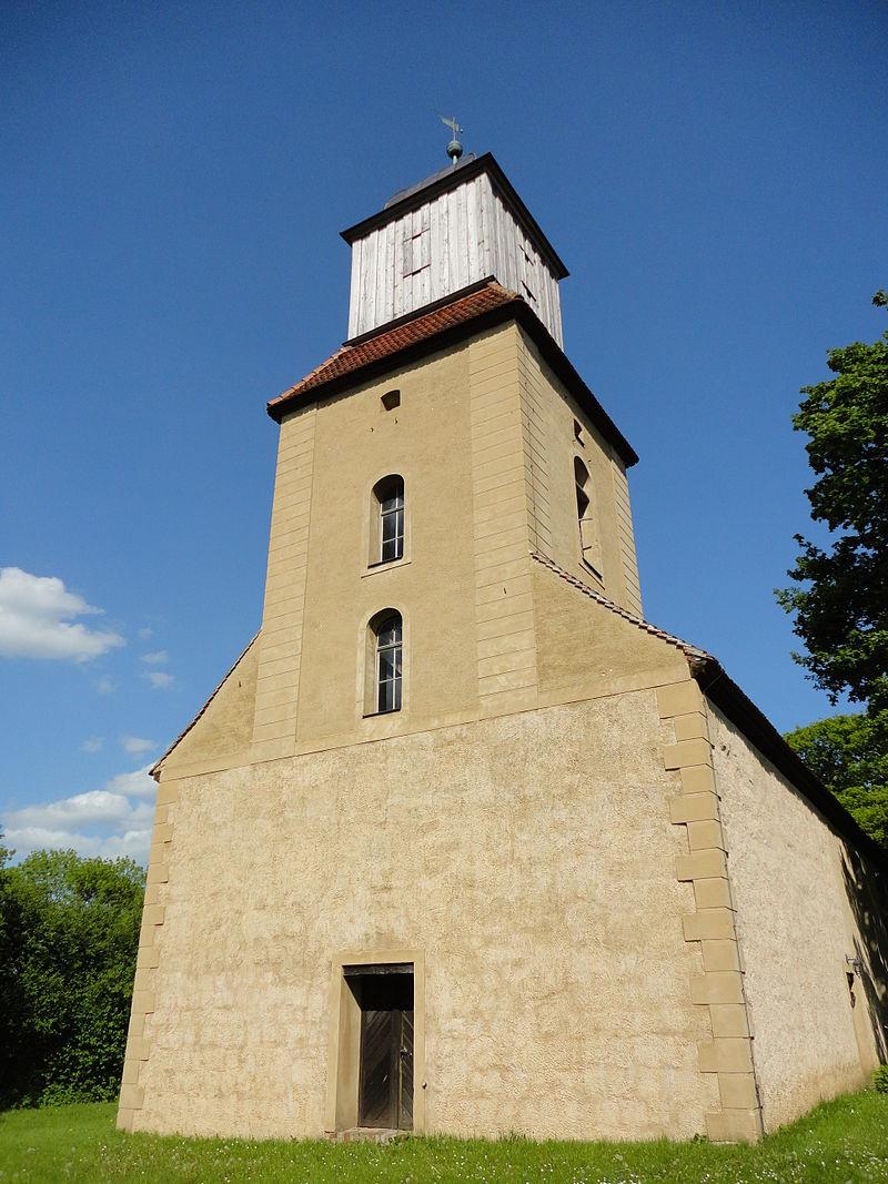 Bild Dorfkirche Zernikow