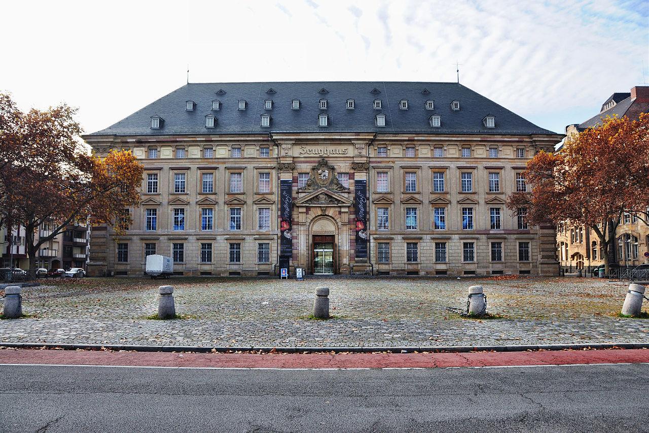 Bild Museum Zeughaus Mannheim