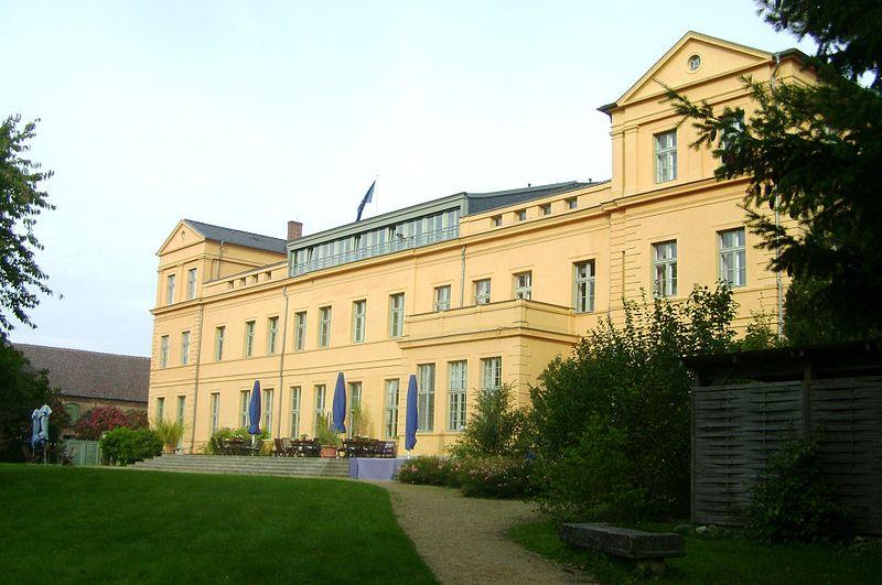 Bild Schloss Groß Ziethen