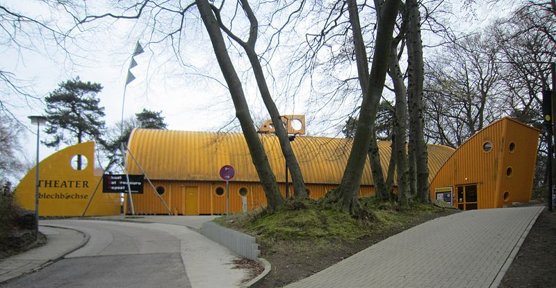 Bild Theater Die Blechbüchse Zinnowitz