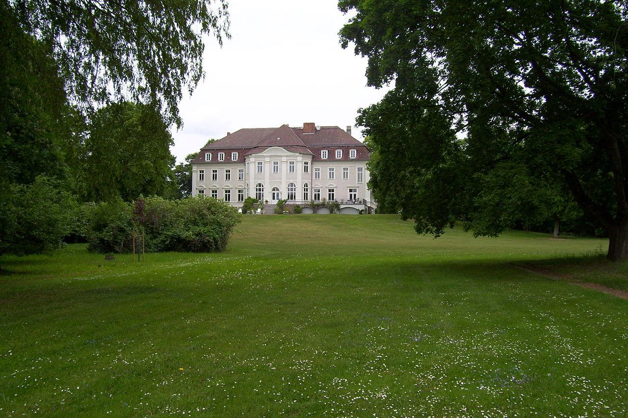 Bild Schloss Zinzow