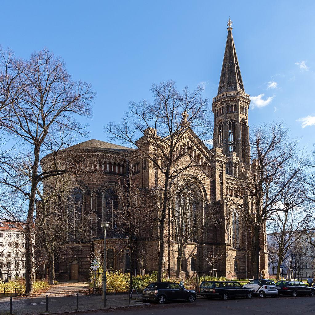 Bild Zionskirche Berlin