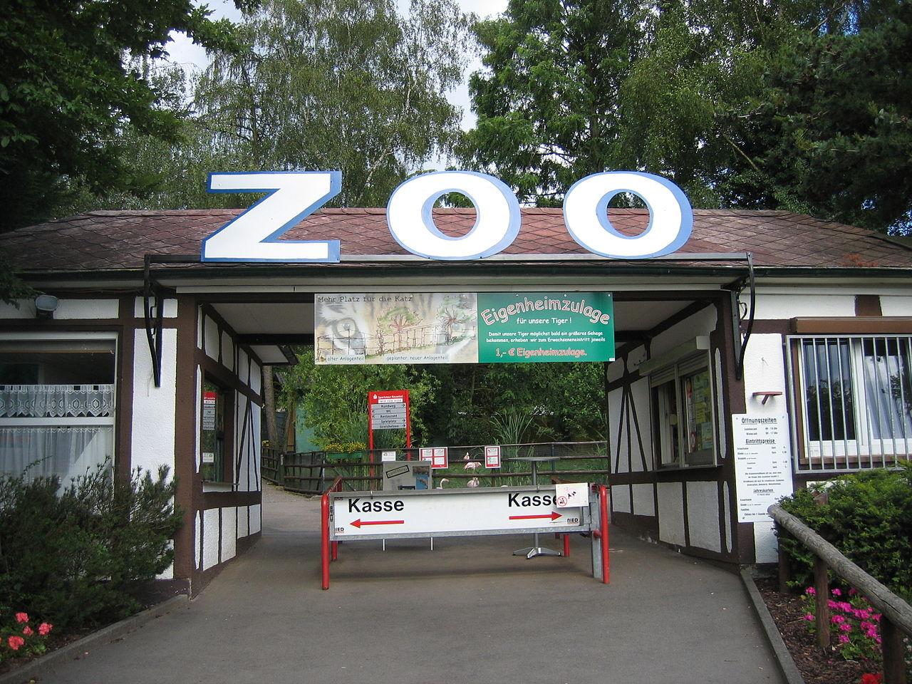 Bild Zoo Neuwied