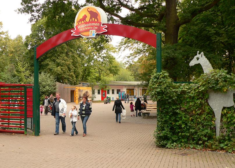 Bild Zoo Hannover