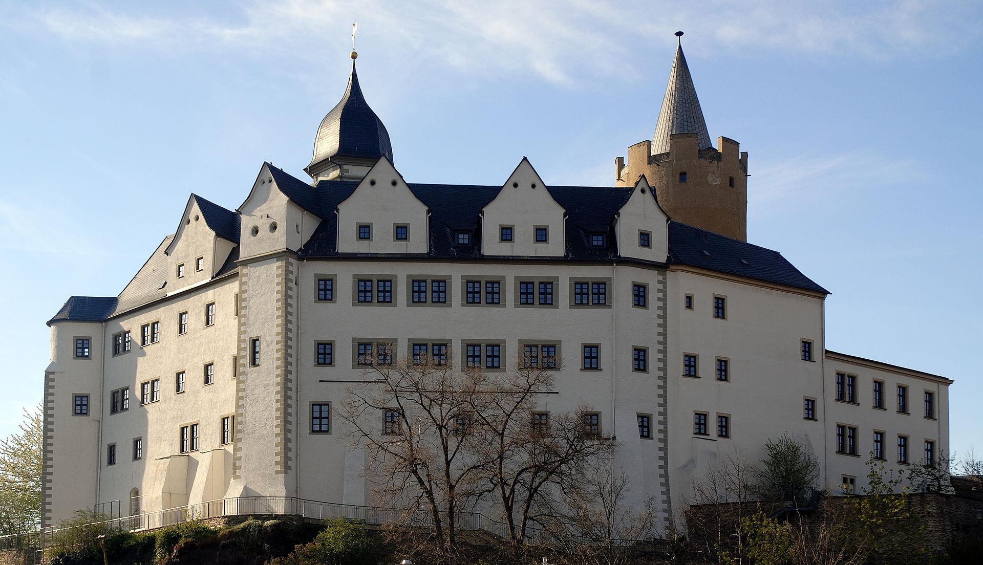 Bild Schloss Wildeck Zschopau