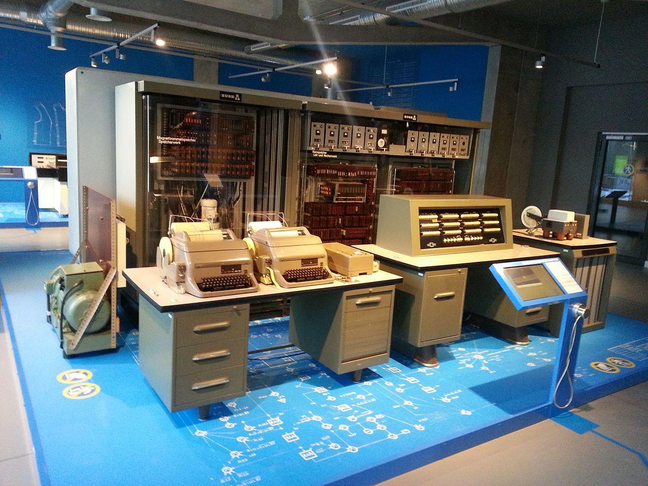 Bild Zuse Museum Hoyerswerda