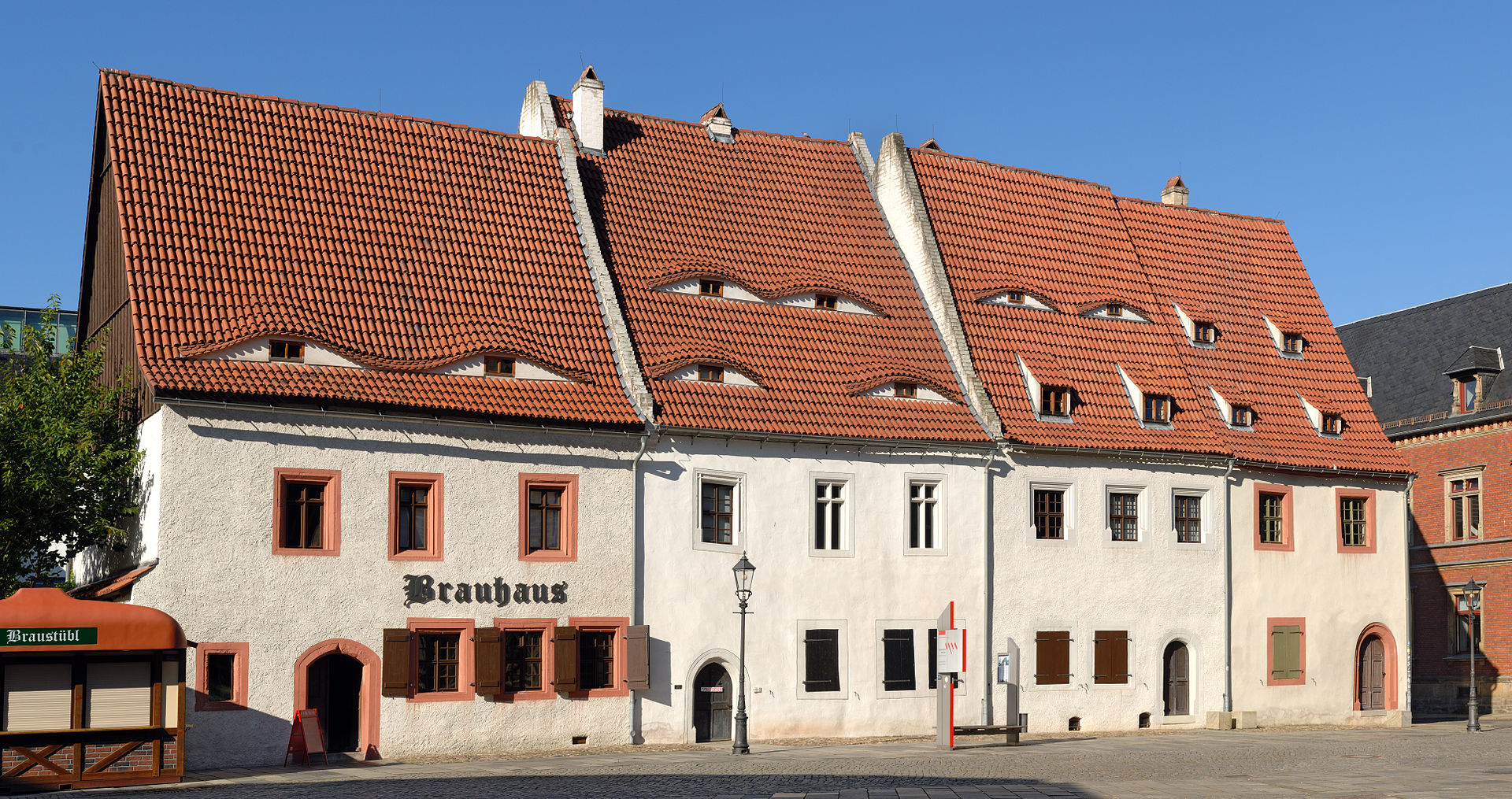 Bild Priesterhäuser Zwickau