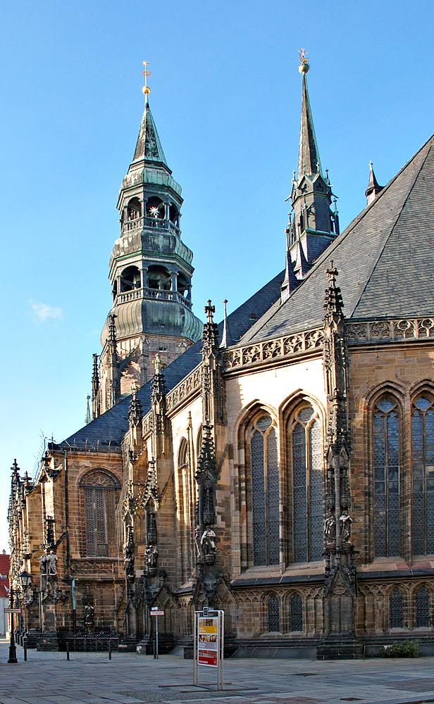 Bild Katharinenkirche Zwickau