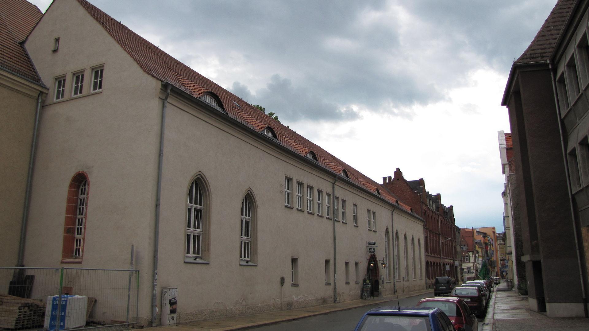 Bild Grünhainer Kapelle Zwickau