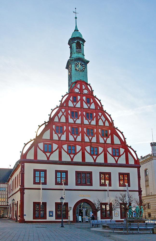 Bild Gewandhaus Zwickau