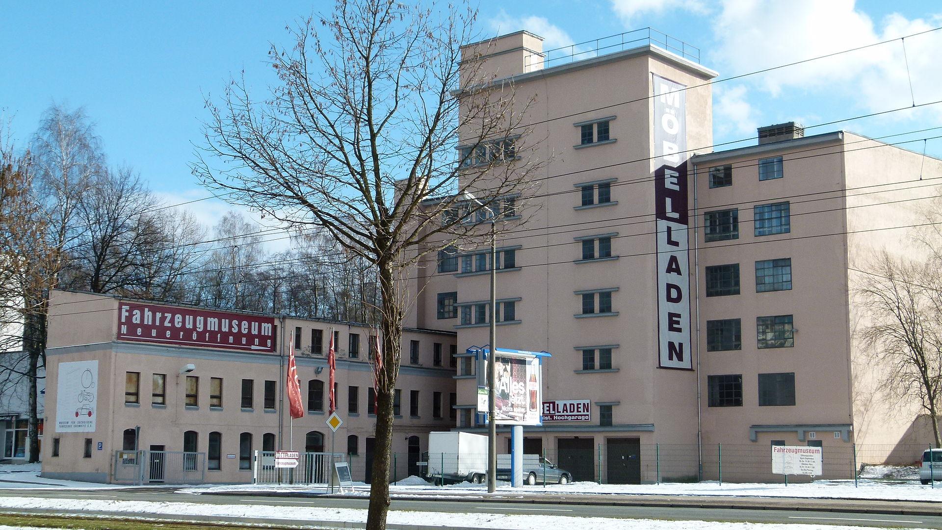 Bild Museum für Sächsische Fahrzeuge Chemnitz