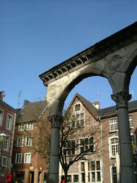 Bild Portikus Aachen
