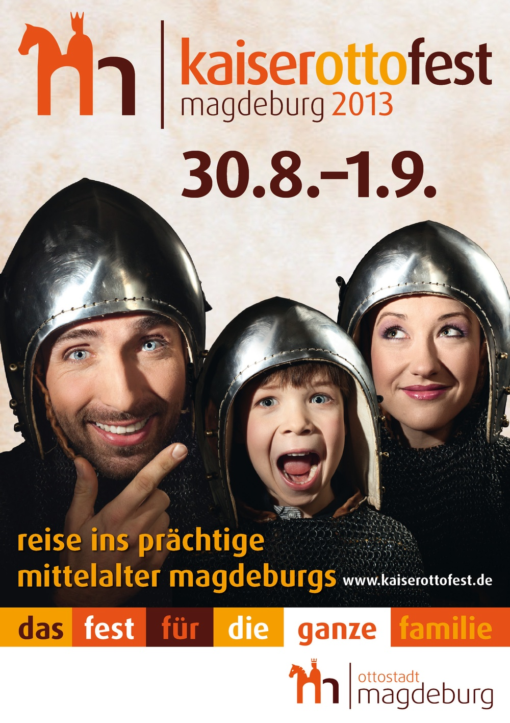 Bild Kaiser Otto Fest Magdeburg