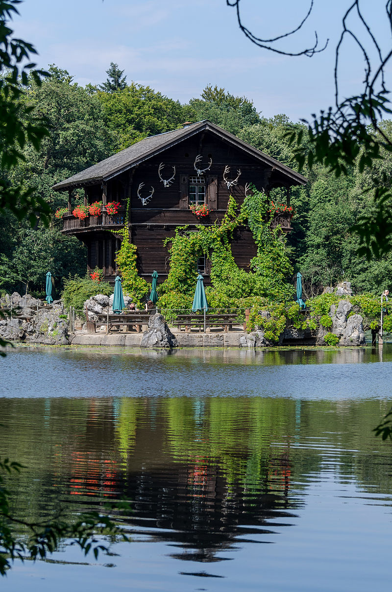 Bild Biotopwildpark Anholter Schweiz Isselburg