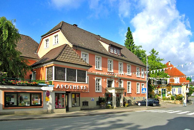 Bild Apothekenmuseum Oerlinghausen