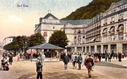Bild Kur und Stadtmuseum Rathaus Bad Ems