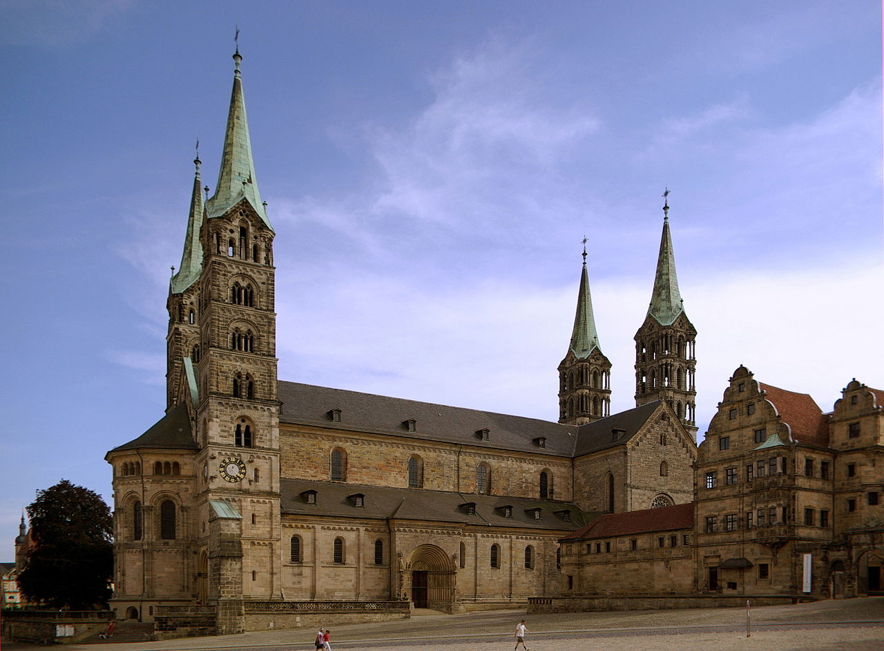 Bild Bamberger Dom