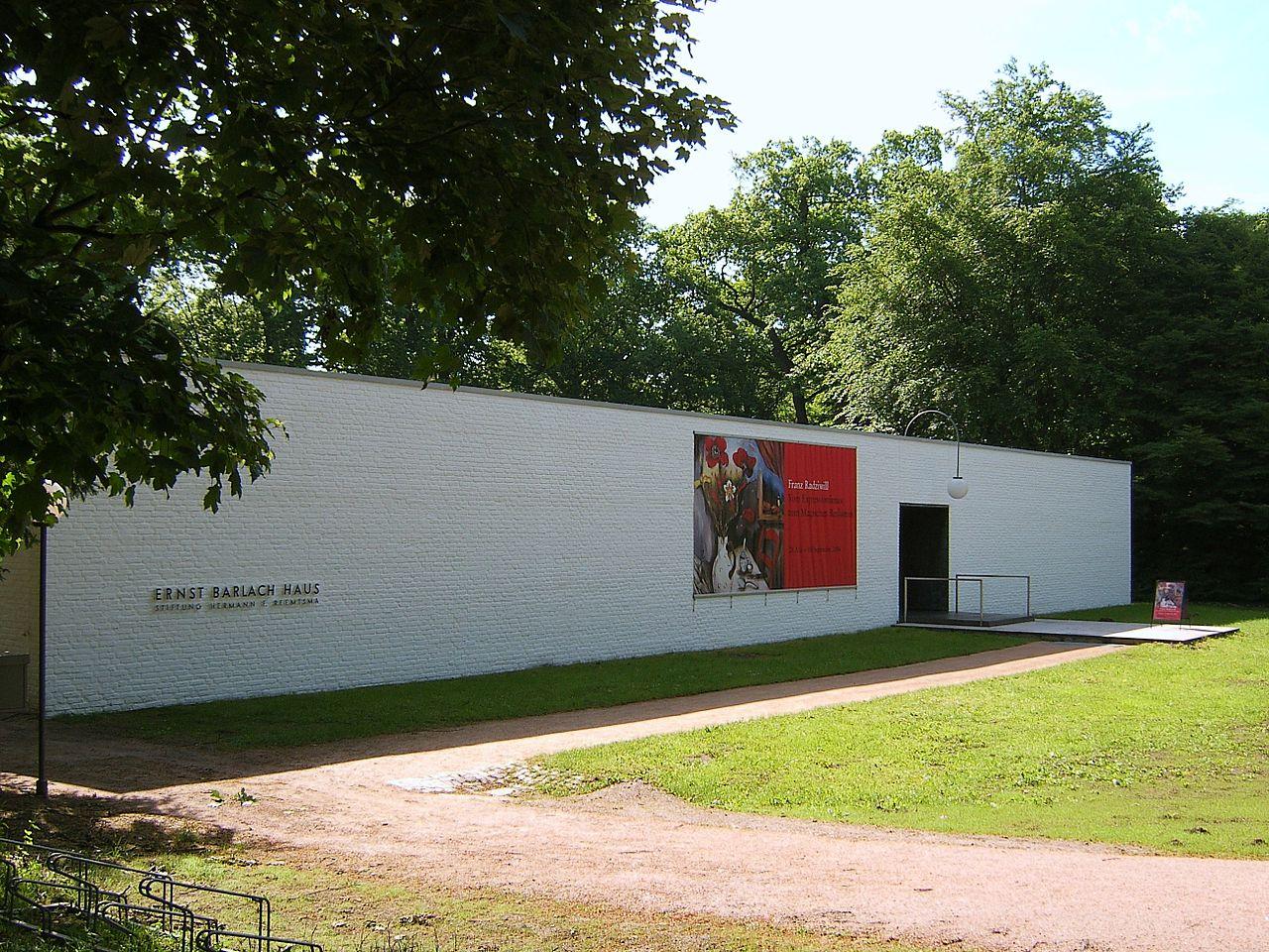 Bild Ernst Barlach Haus Hamburg