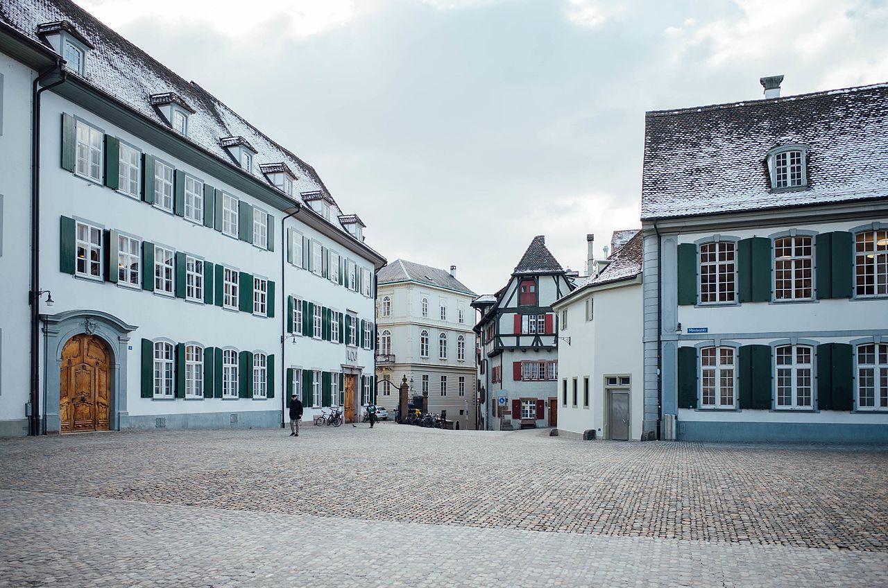 Bild Hermann Hesse in Basel