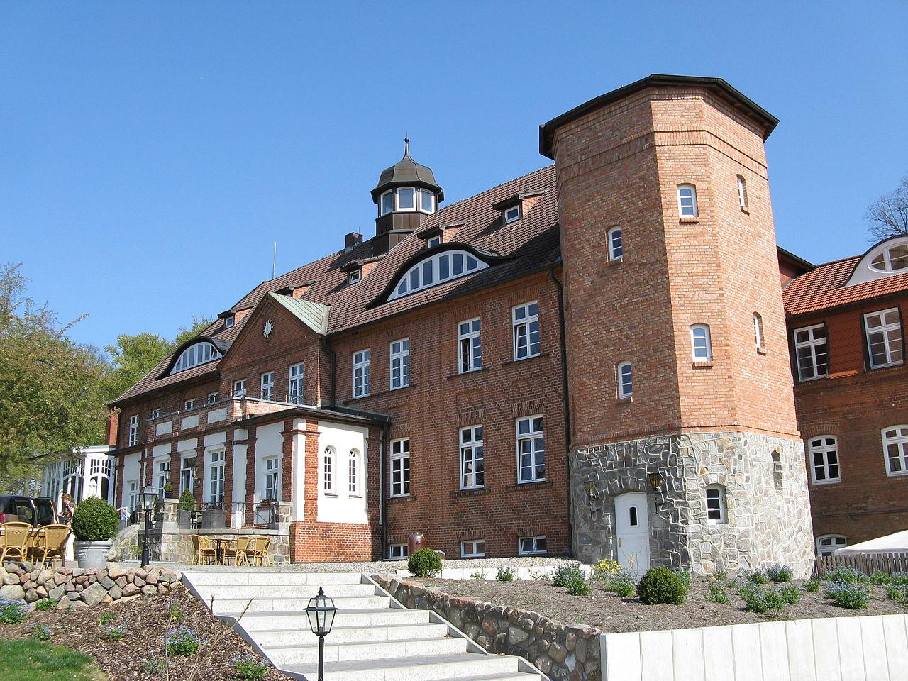 Bild Schloss Basthorst